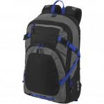 """12012300-Plecak Milton na laptop 14""""-czarny,Szary"""