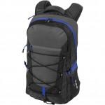 "12012400-Plecak turystyczny Milton na laptop 15,4""-czarny,Szary"