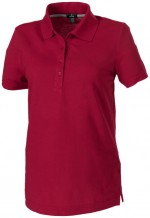38099254-Damskie polo Crandall-Czerwony xl