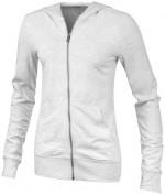 38220010-Rozpinana bluza damska Garner-Biały   xs