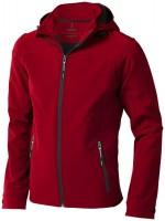 39311250-Kurtka softshell Langley-Czerwony xs