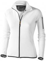 39481010-Damska kurtka polarowa Mani power fleece-Biały   xs