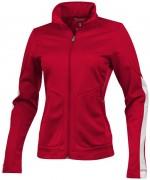 39487250-Damska kurtka dzianinowa Maple-Czerwony xs