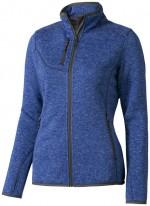 39493530-Damska kurtka dzianinowa Tremblant-HEATHER BLUE xs
